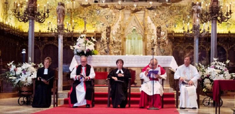 Encuentro ecuménico